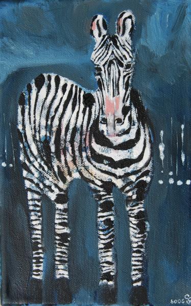 Blue_Zebra_22x14cm