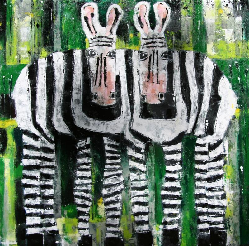 Football_Zebras_60x60cm