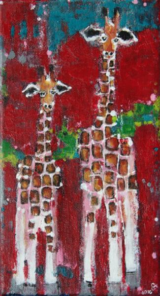 Hot_Giraffes12x22cm