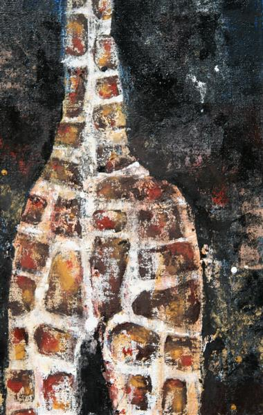Nighttime_Giraffes_Detail