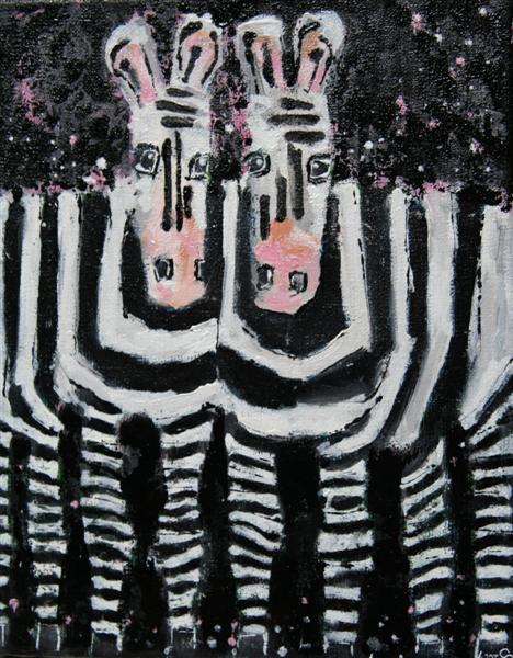 Pink_Football_Zebras_19x23cm