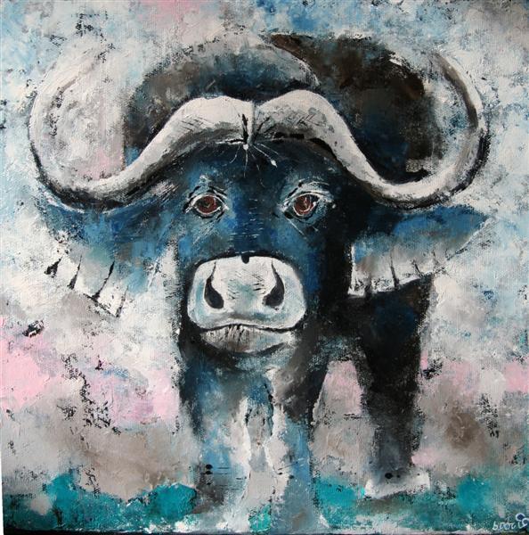 buffalo30x30cm_