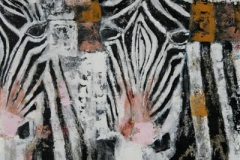 Three_Zebras_80x80cm_detail