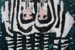 Turquoise_Football_zebras_19x24cm