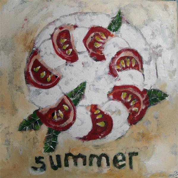 Summer_30x30cm